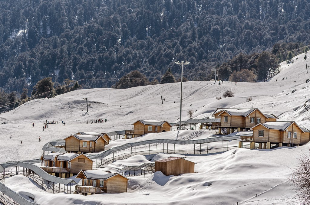 You are currently viewing Auli Ski