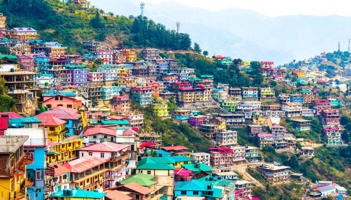 You are currently viewing Mussoorie