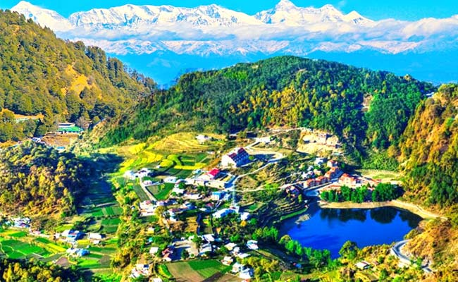You are currently viewing Kausani