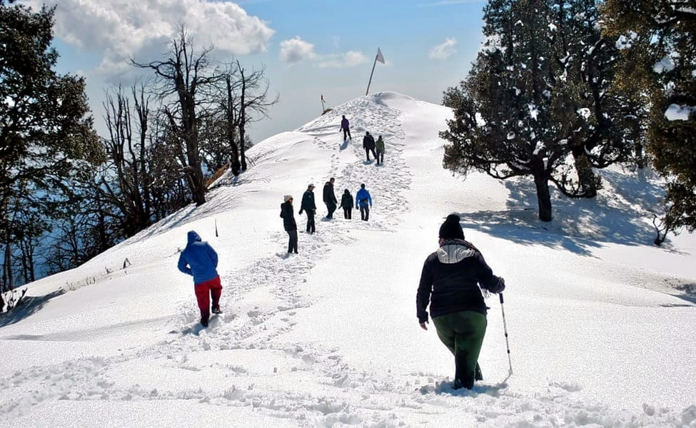 You are currently viewing Nag Tibba Trek