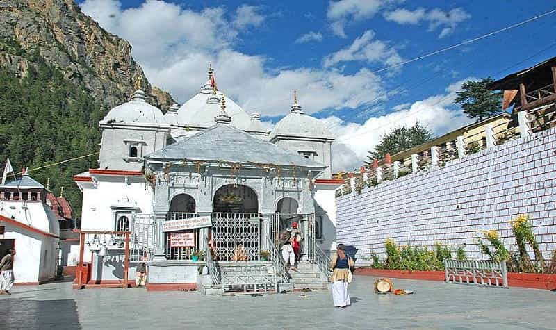 You are currently viewing Gangotri Temple