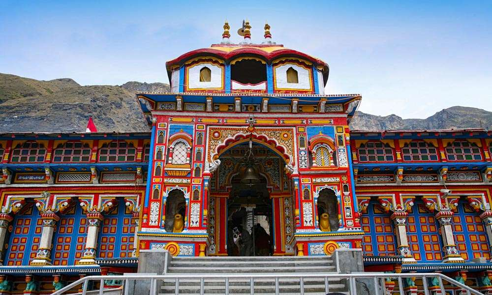 You are currently viewing Badrinath Temple