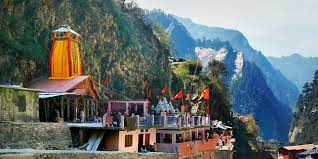 You are currently viewing Yamunotri Temple