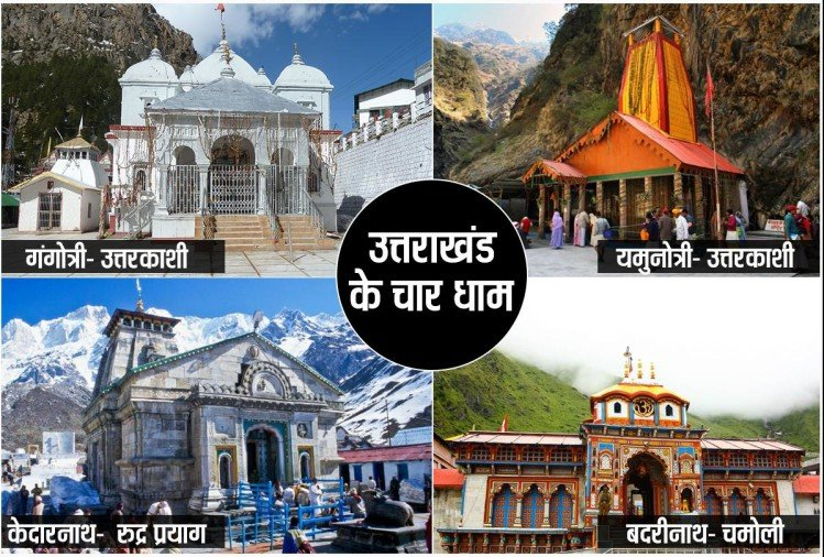 You are currently viewing Chardham of Uttrakhand