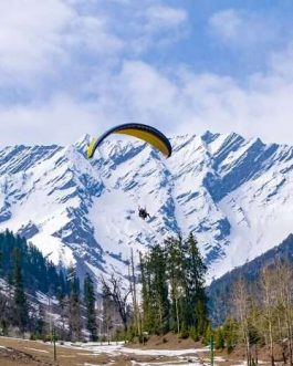 Manali Solong valley
