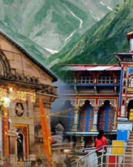 Char Dham Yatra Tour Package (Ex-Delhi)